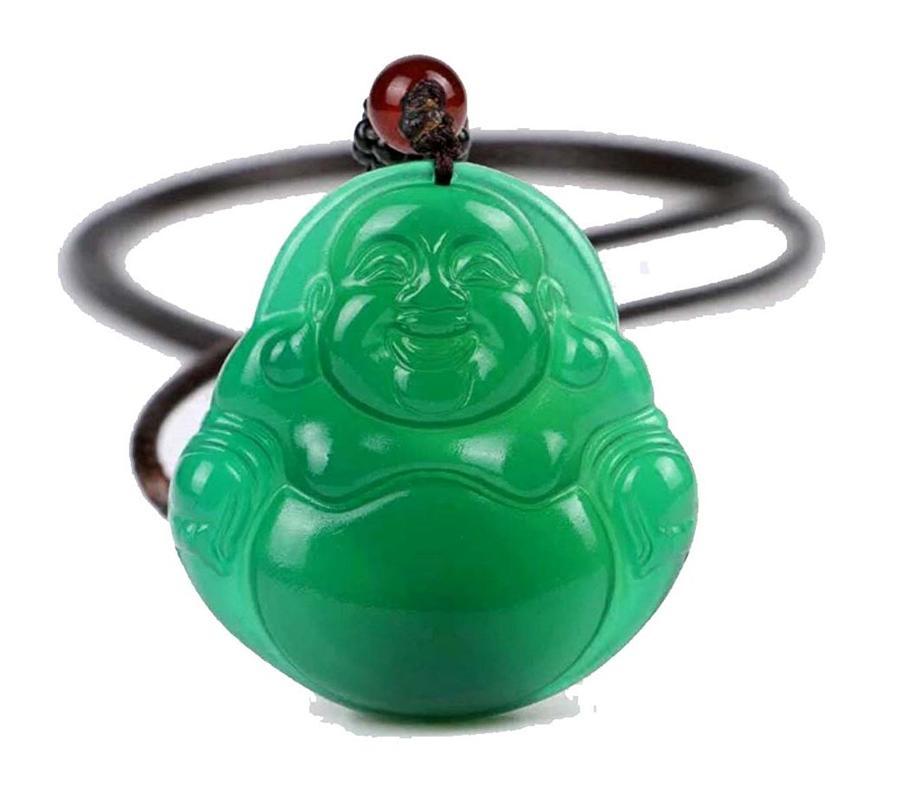 Rojo Verde Collar Cuerdas Collar De Jade Cuerdas acabado Ajustable Collar Cadena