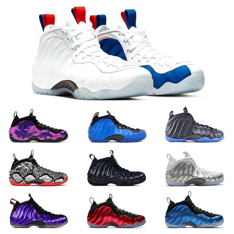 2020 Hot Sale Hardaway Men basketball shoes PURPLE CAMO white CNY TECH FLEECE USA RUST PINK ROYAL BULE sports sneakers size 7-13
