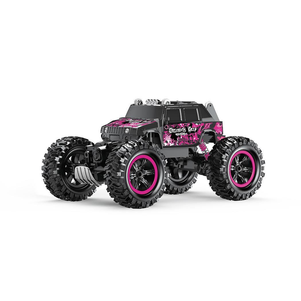 1:14 2.4G Radio Remote Control Off Road Four-wheel Drive Climbing Car Fashion Remote Control Climbing Car