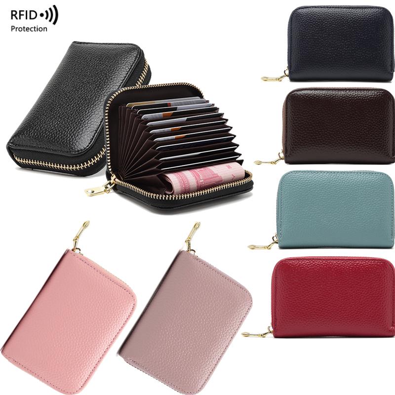 Migliori Portafogli Money Clip RFID Blocco Portafoglio minimalista AUTO card Pop Up
