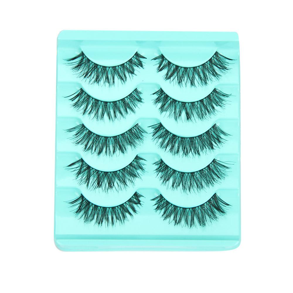 2019 New Fashion Big Sale Crisscross False Eyelashes Lashes Voluminous Hot Eye Lashes Fashion