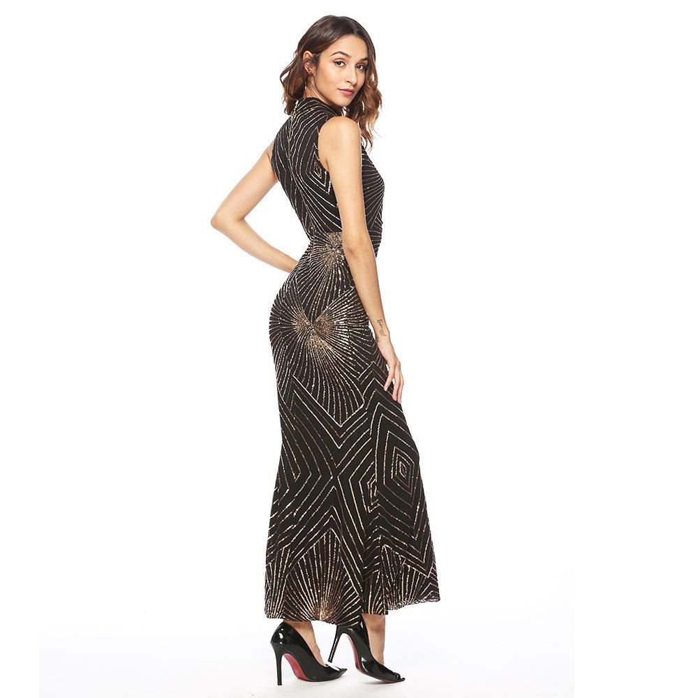 sequin maxi dress 2496 (2)