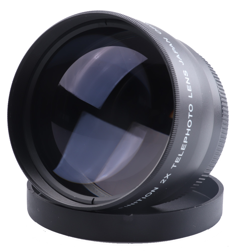 DURAGADGET Dual Thread 52mm UV Filter Protector for Canon EF 55-200mm f//4.5-5.6 II USM