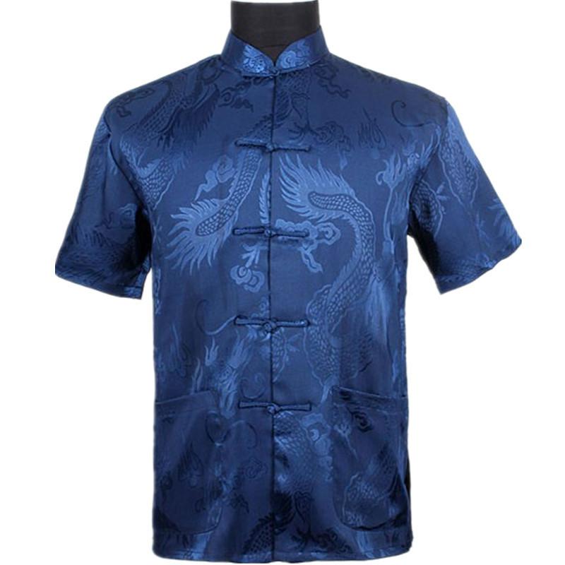XL Camisa De Satén De La Colmena-Púrpura Hombres Discoteca 70s Retro