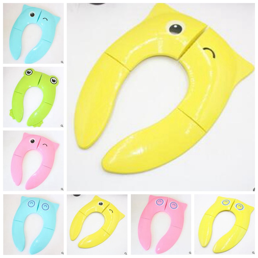 Children/'S Toilet Seat Baby Auxiliary Toilet Supplies Infant Safety Toilet OP
