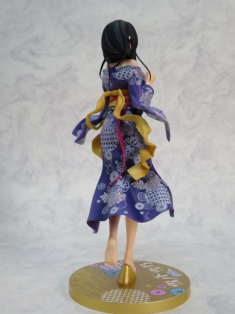 Yukinoshita Yukino anime model figure My youth romantic comedy is wrong as I expected kimono Ver. sexy dolls figurine (2)