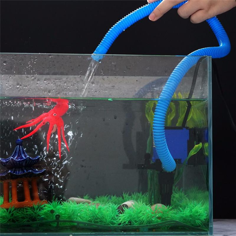 1x 8W 15W 20W 25W 35W 3-in-1 Wave Maker Purifier Filter Oxygen Water Pump Aquarium Fish Tank Powerhead forAquarium Fish Tank4