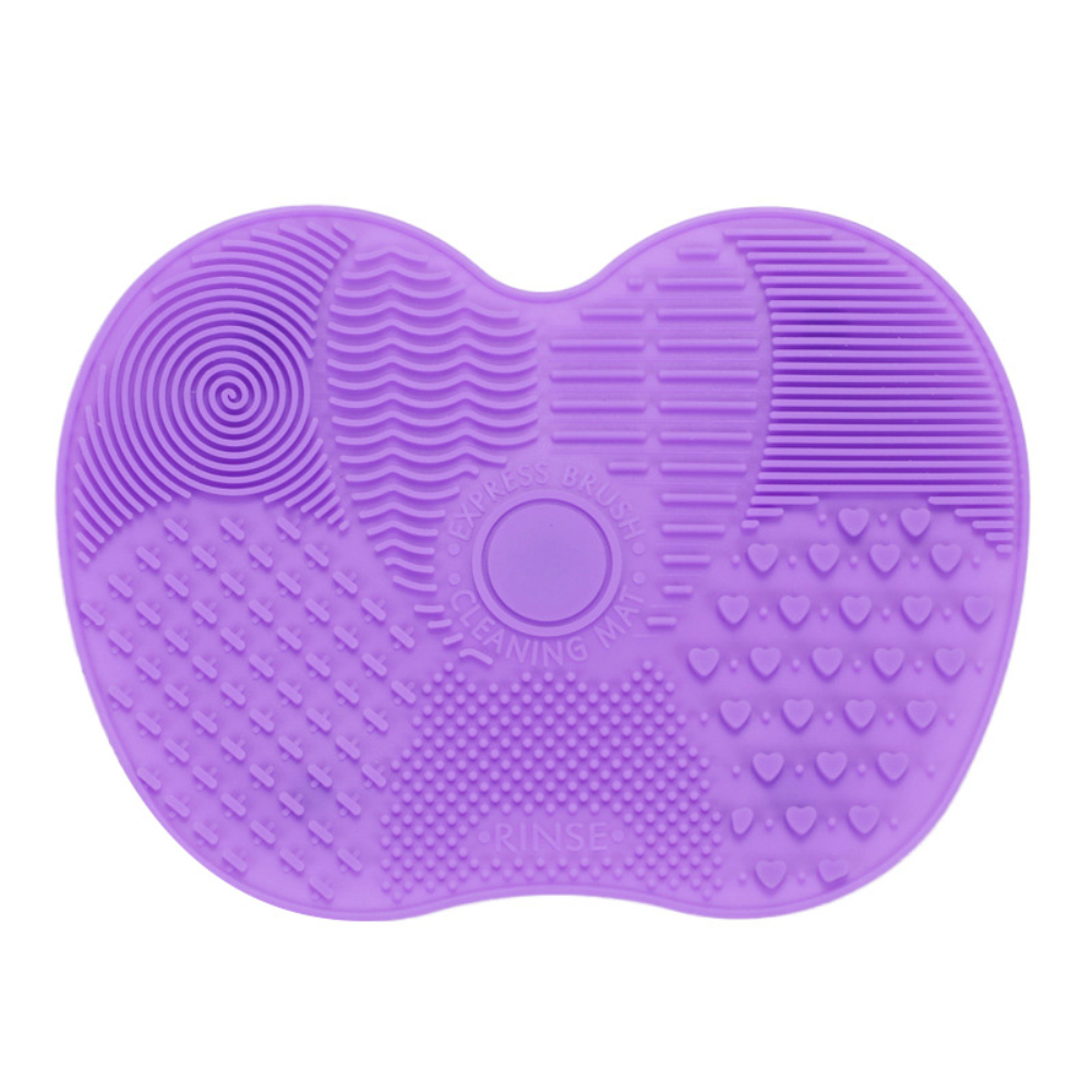 Silicone Makeup Brush Cleaner Pad Make Up Washing Gel Cleaning Mat Hand Tool Foundation Brush Board