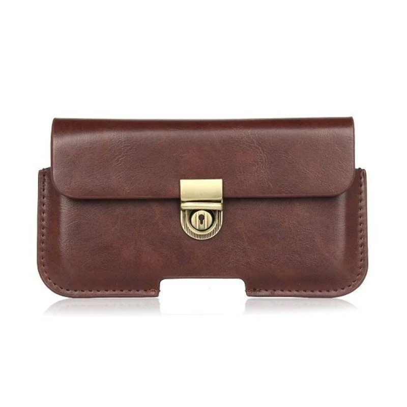 Genuine Leather Pouch Case (5)