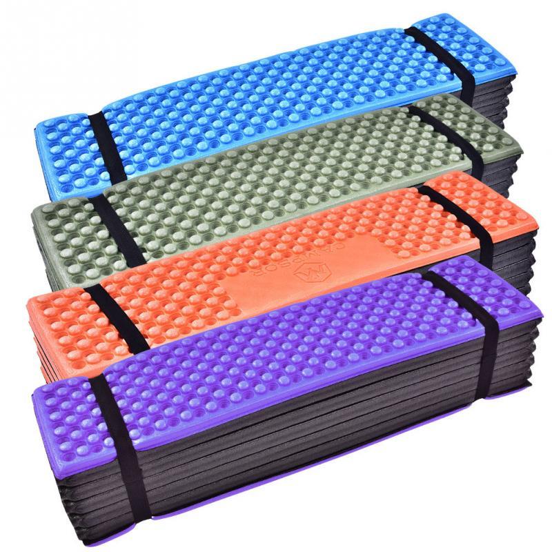 Cuscino da campeggio pieghevole portatile XPE Foam Mat Camping impermeabile