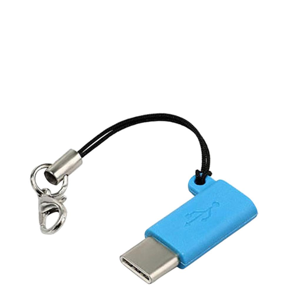 3.1 Tip C Konnektör Erkek Mikro Usb Dişi Adaptör Dönüştürücü Veri Iletim Şarj Otg Y20