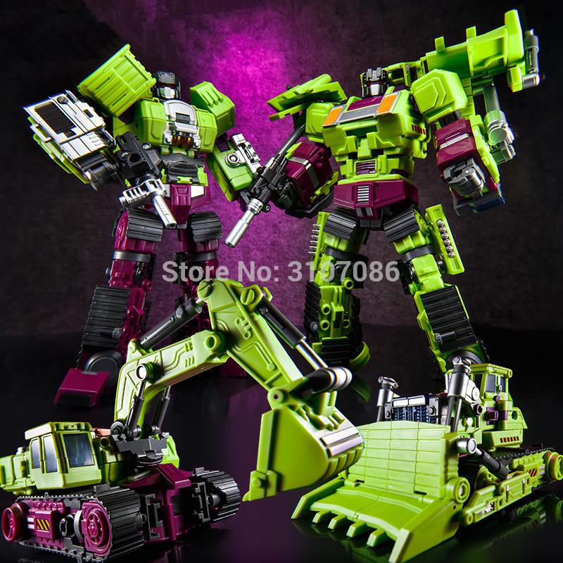 JINBAO-New-Devastator-Toys-Transformation-KO-GT-Robot-Trucks-Car-Oversize-Action-Figure-Excavator-Crane-Model