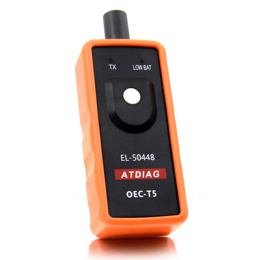 EL50448 Auto Tire Presure Monitor Sensor OEC-T5 EL 50448 Para G M / Opel Ferramenta de Redefinição TPMS el-50448 Eletrônico
