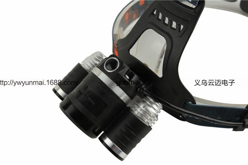 Фары Xpe T6 + R2 Фары T6 Фары T6 Зарядные фары Скалолазание Go Fishing Lamp