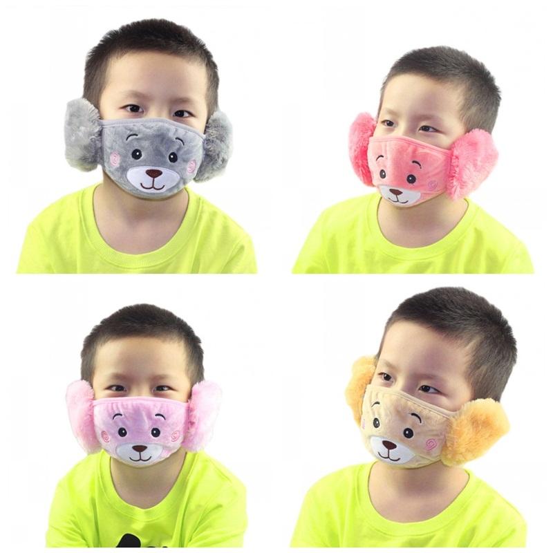 masque facial enfant