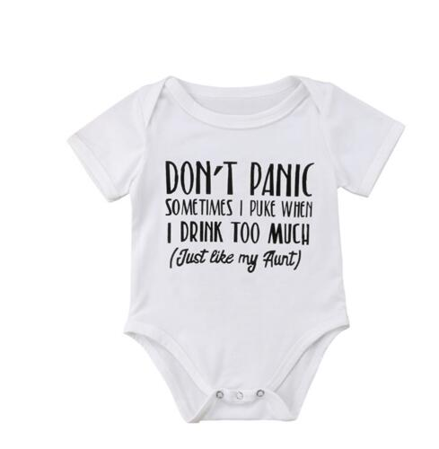 HappyLifea Funny Dabbing Pug Cute Dabbing Dog Baby Pajamas Bodysuits Clothes Onesies Jumpsuits Outfits Black