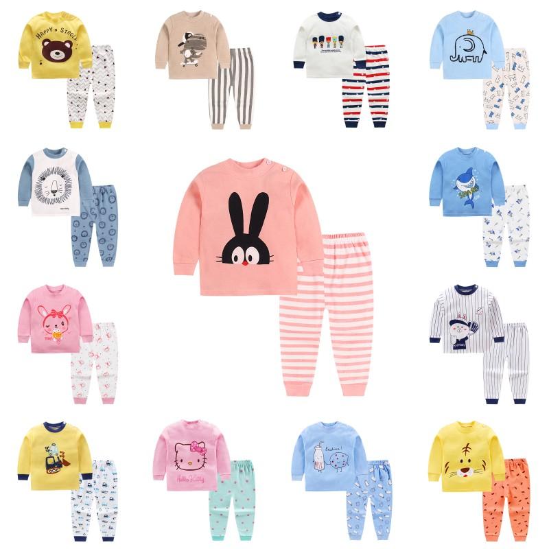 Pigiama Righe Bambino Pigiami Due Pezzi Bambini Cotone Maniche Corte Shirt e Pantaloncino Abbigliamento Estivo Bambina Sleepwear