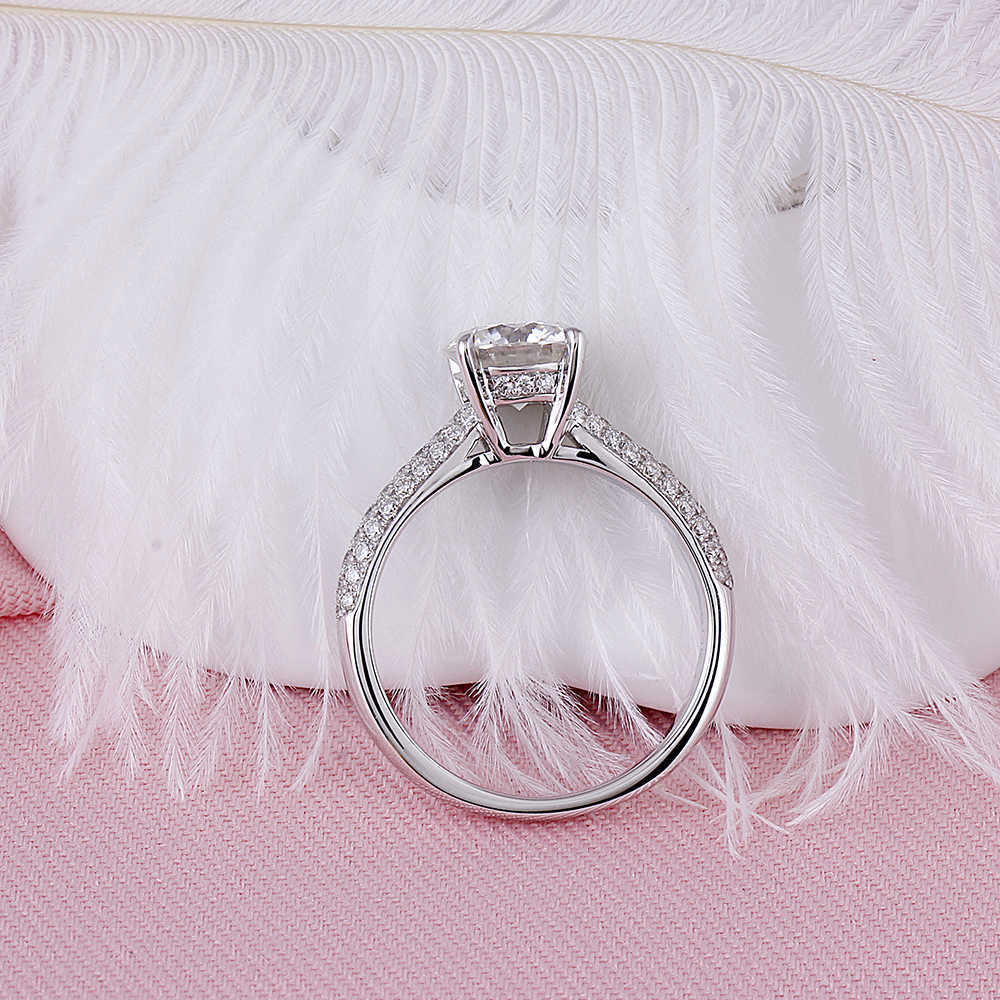 1.5CT moissanite engagement ring (4)