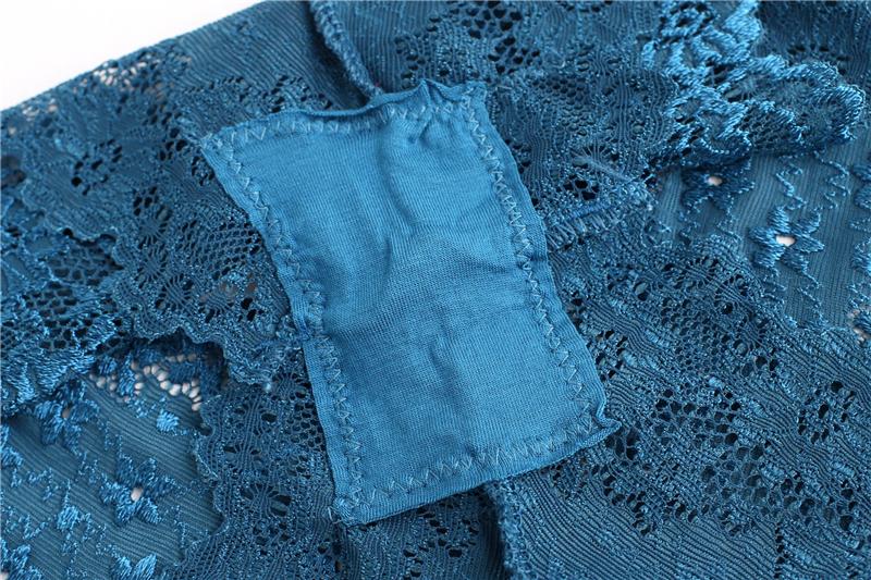 Fashion Women Underwear Sexy Lace Transparent Low Waist Hollow T Back Panties Lady Briefs Panties Hot (9)