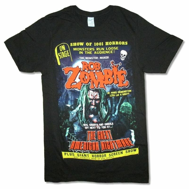 Zombie Womens T-Shirt tomb grave zombies Halloween goth rock punk horror gift