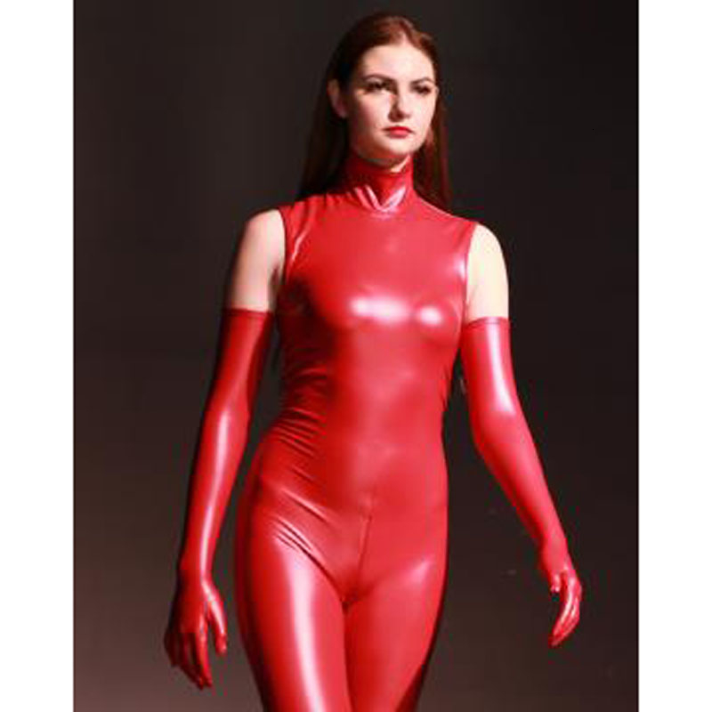 latex red
