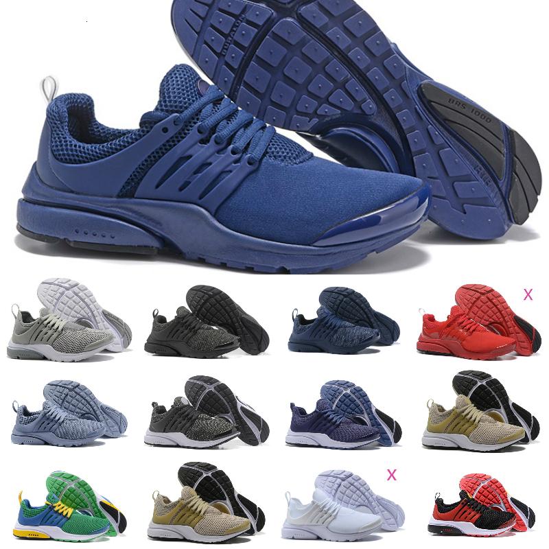 2019 Nike Air Max Presto Shoes Air Prestos Hommes Femmes Run