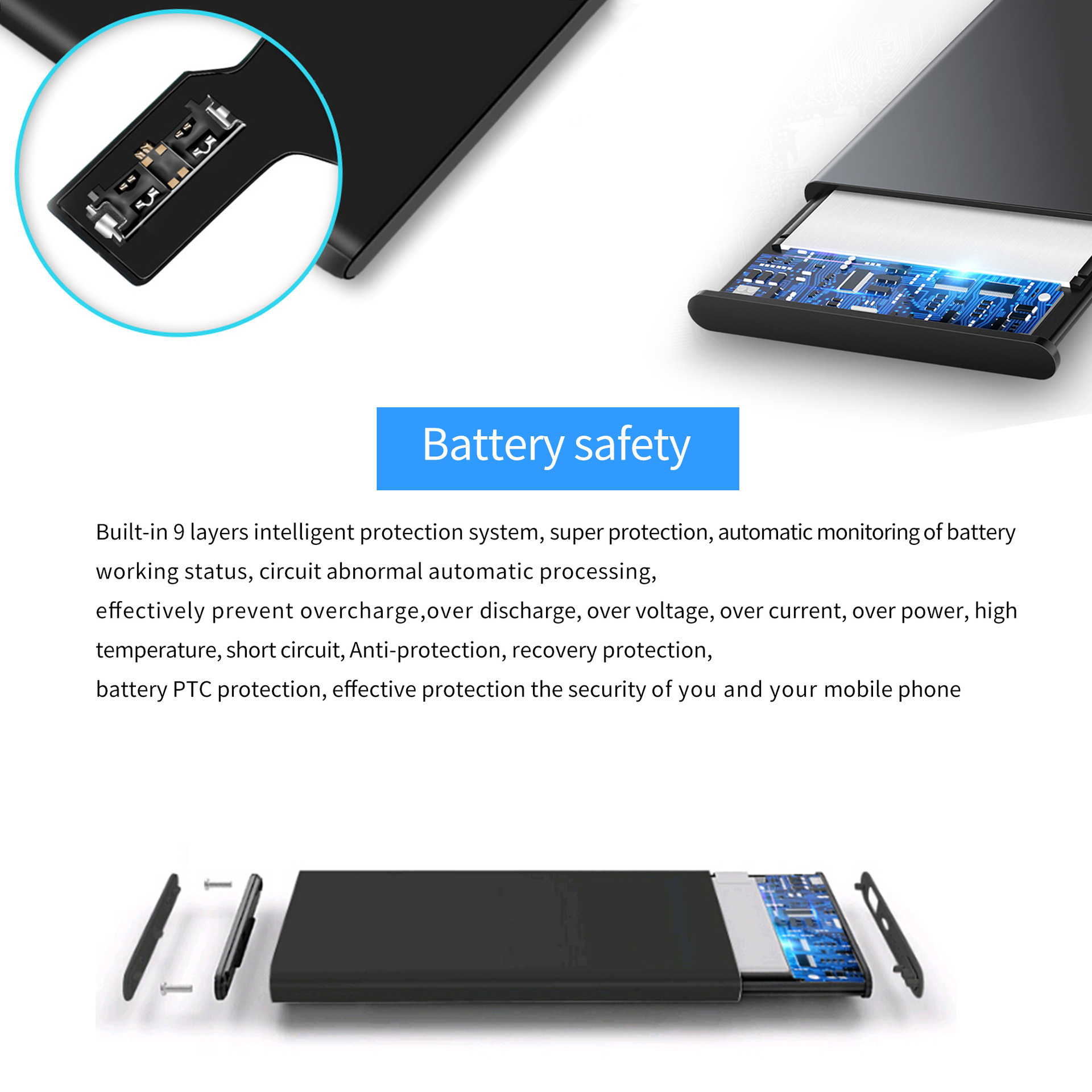 battery iphone 5s