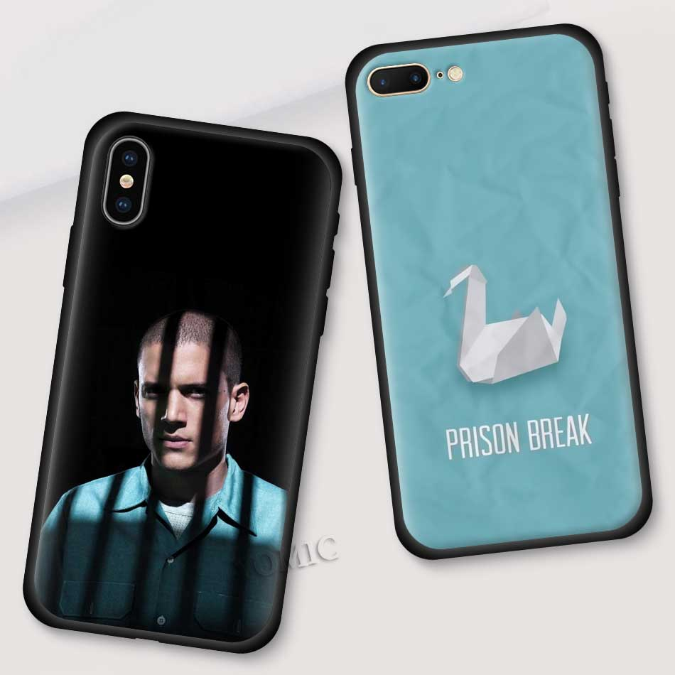 Prison Break Case For Apple IPhone 11 Pro XR X XS MAX 7 8 6 6S ...