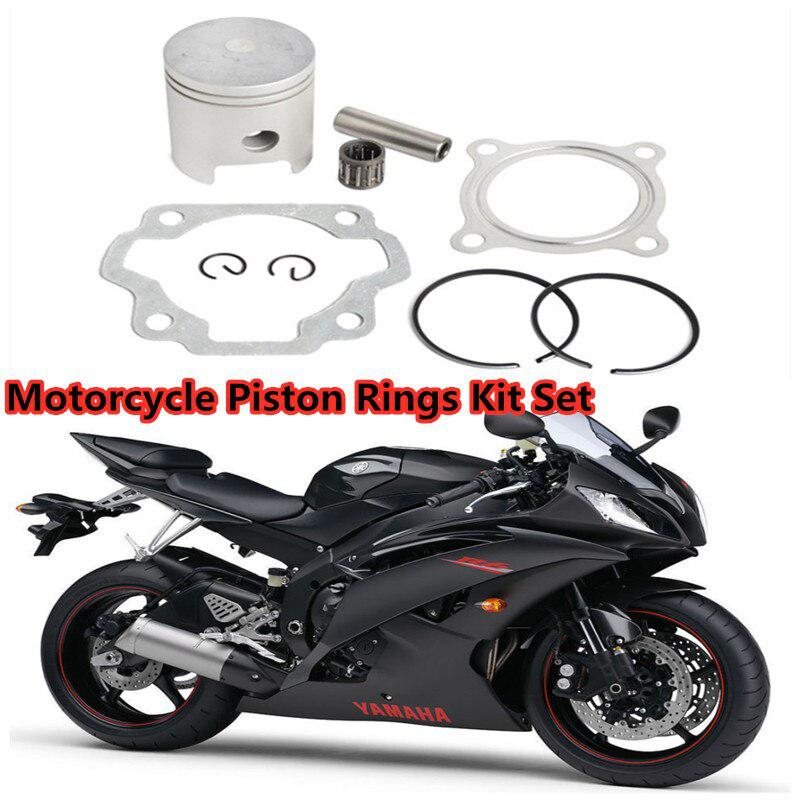 10mm Wrist Pin // Pocket Bike ATV Piston Rebuild Kit 49cc//44mm Dirt Bike