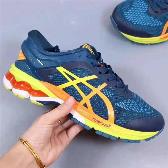 ASICS shoes 2020 NUEVO GEL - KAYANO 26 pequeño hipocampo Speed Trainer  HOMBRES Zapatillas de deporte Speed Trainer Calcetines Zapatillas para  correr ...