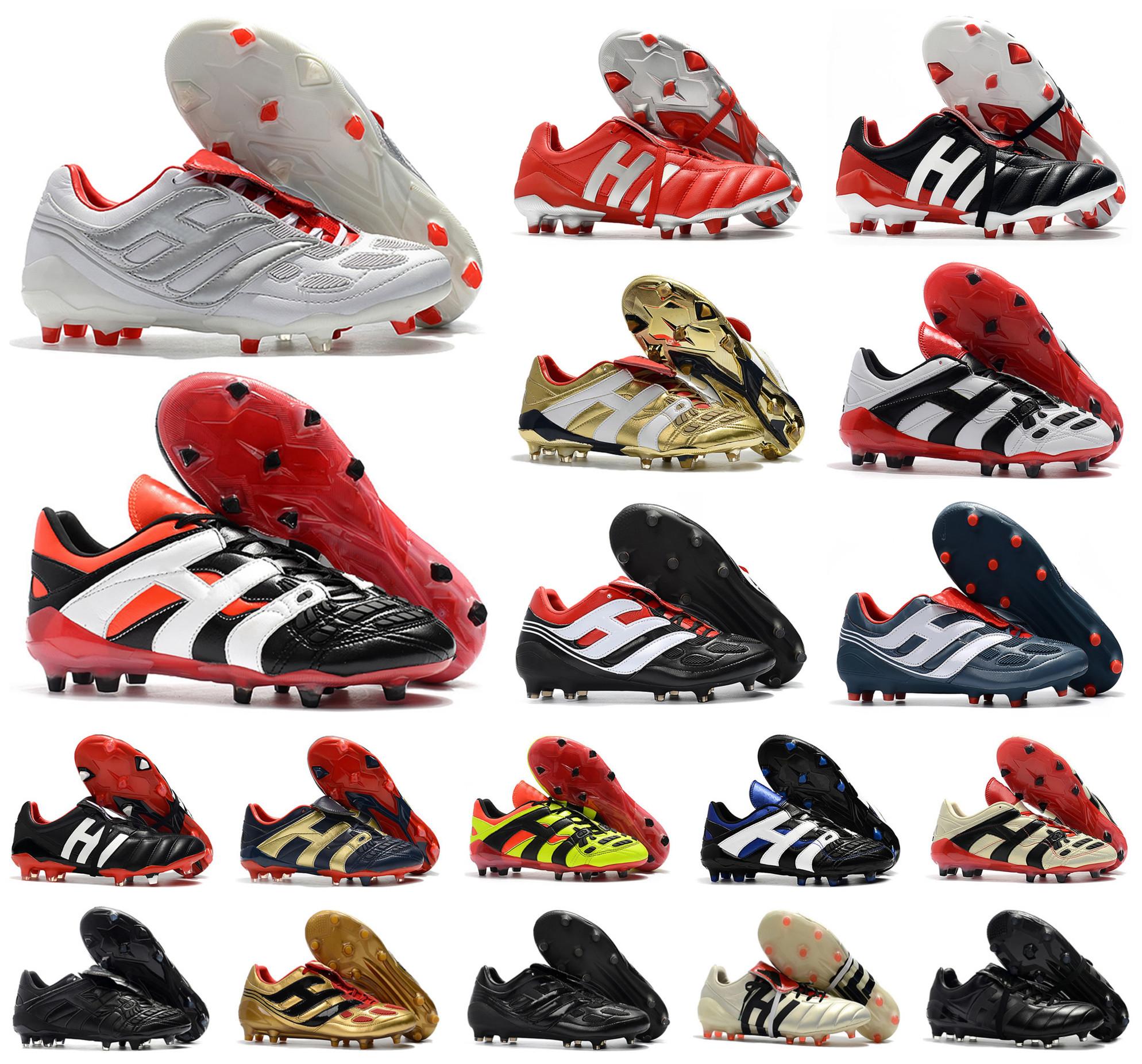 adidas Predator 19+ TR Zidane x Beckham BiancoArgento