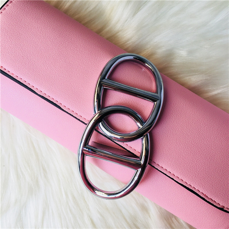 Elegant2019 String Wax The Nose Of A Pig You Genuine Leather Woman Single Shoulder Grace Dinner Hand Catch Package
