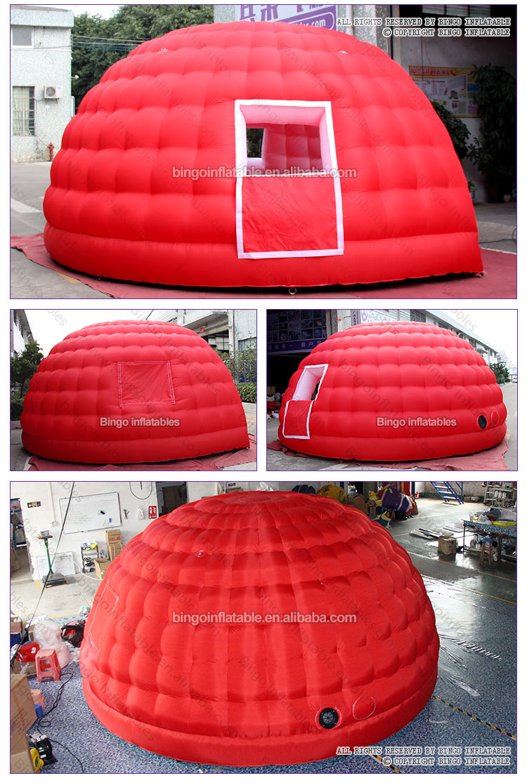 BG-T0174-Inflatable dome tent_2