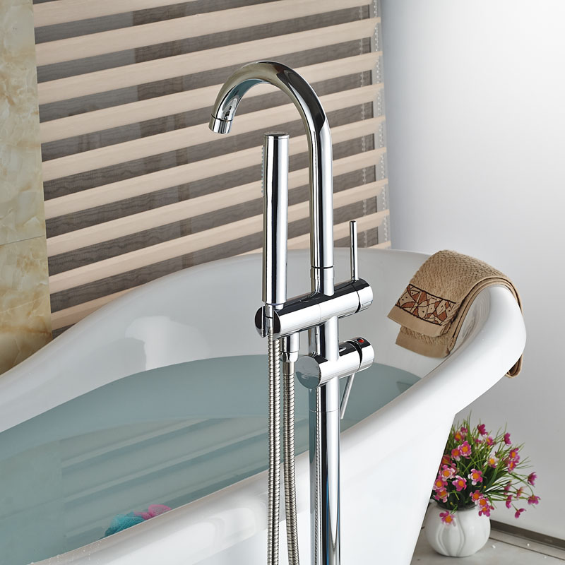 ORB-Chrome-Brushed-Brass-Floor-Sanding-Bathtub-Faucet-Hot-And-Cold-Shower-Mixer-Taps-Bathroom-Faucet (1)