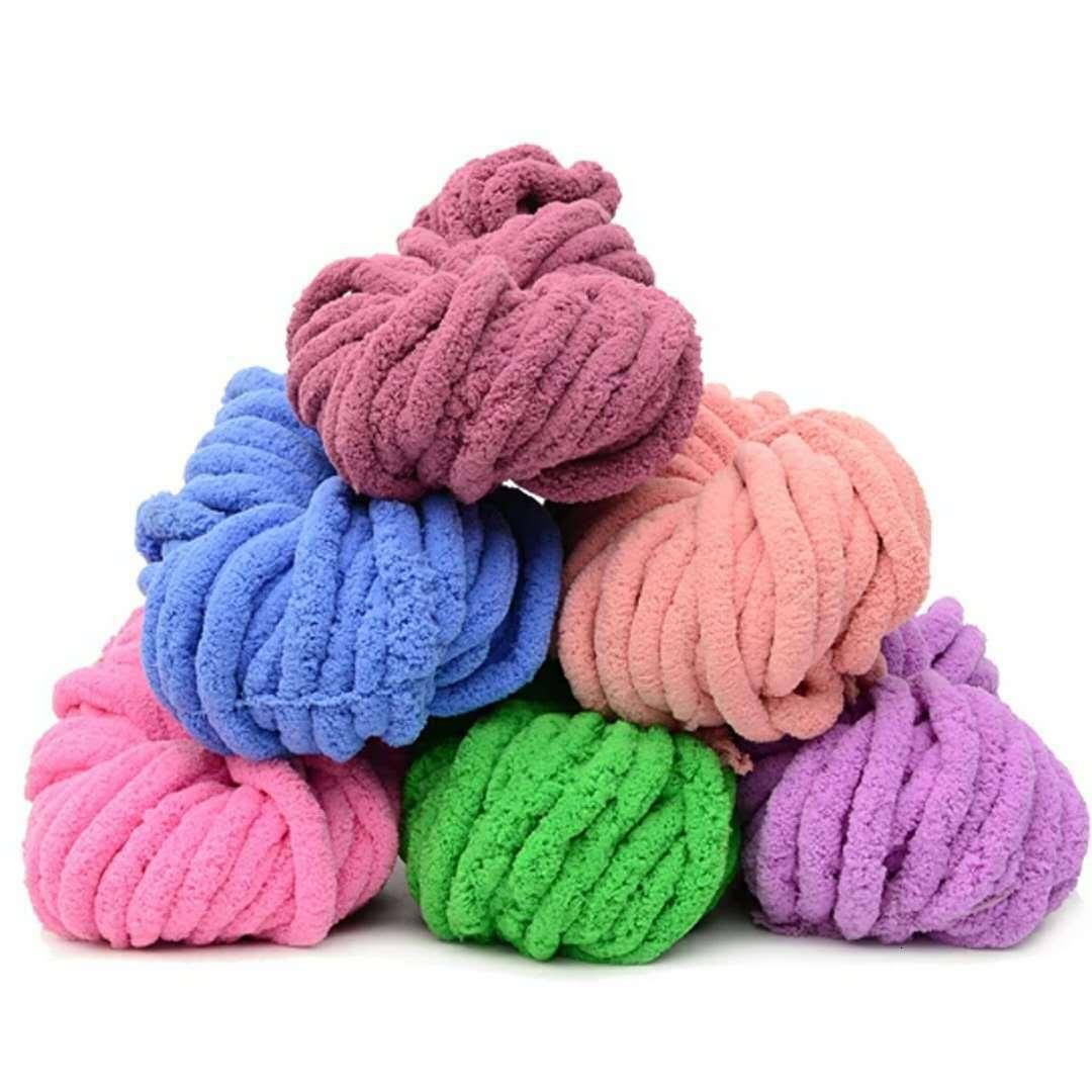 Yap Battaniye Şapka Ayakkabı lana para tejer için Boya Eşarp El örgüsü İplik El örgü Yumuşak Süt Pamuk İplik Kalın Yün İplik Kullanım