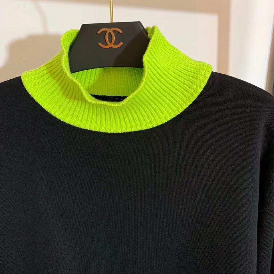Automne Mode Sweat À Capuche Hommes Femmes Sweat-shirt Sweat style simple Couples shirt de haute qualité à manches longues Contraste couleur crop top 62