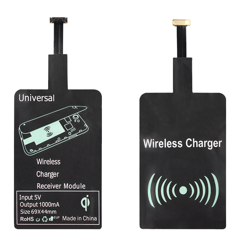 Wireless Charger For Xiaomi Redmi 5A 4 4A 4x 5A 3S Note 3 4 4X Pro Chargers Cases Charging Pad With QI Receiver Phone Accessory (30)