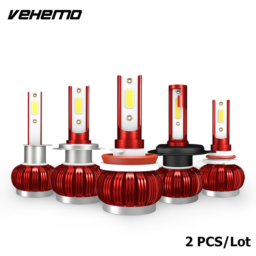 H4 H6 LED Motorcycle Headlight Bulb 2000LM 6000K Hi//Lo Beam Light Nice HQ