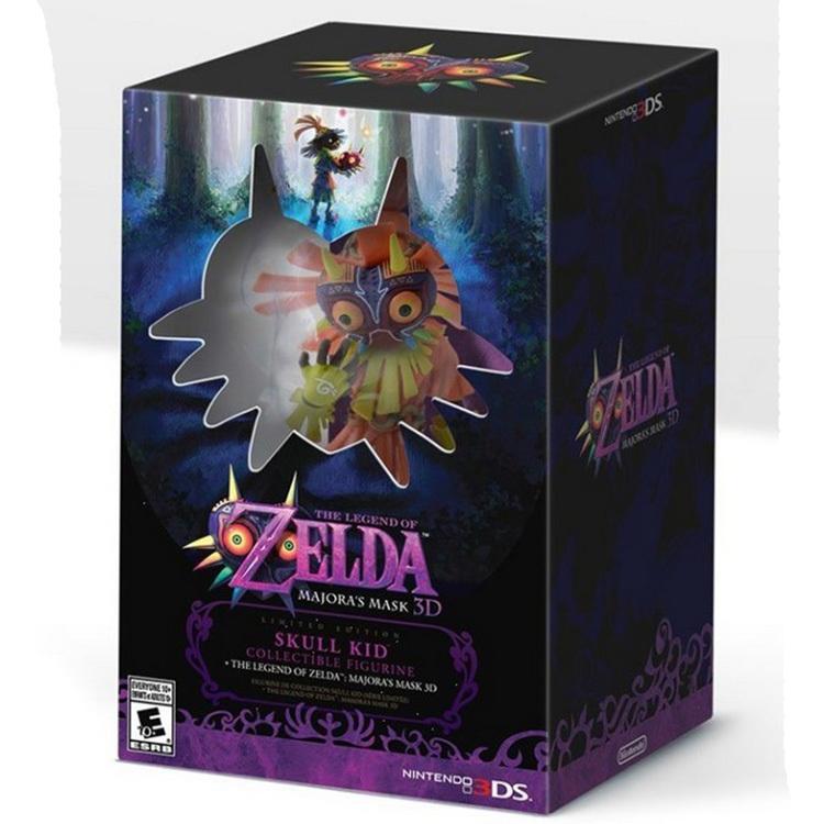 NEW hot 15cm Zelda Figure Skull Kid Majoras Majoras Mask FIGURE ONLY Limited-Edition action figure toys Christmas toy T200321