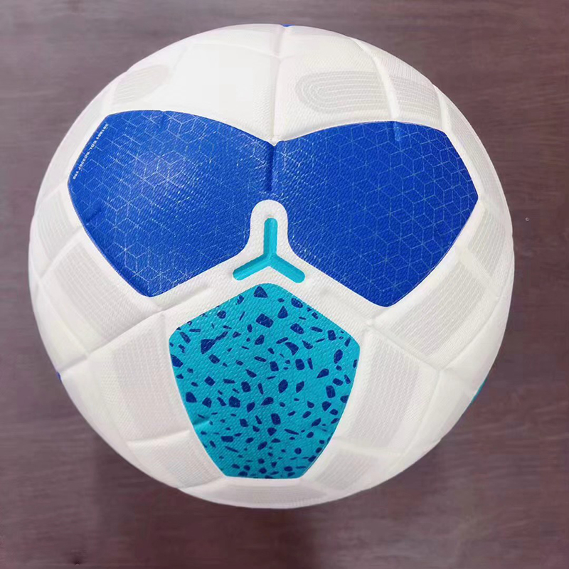 1Pc Blue Football Soccer Inflatable Ball Hand Air Pump Ball Inflator Useful 2019
