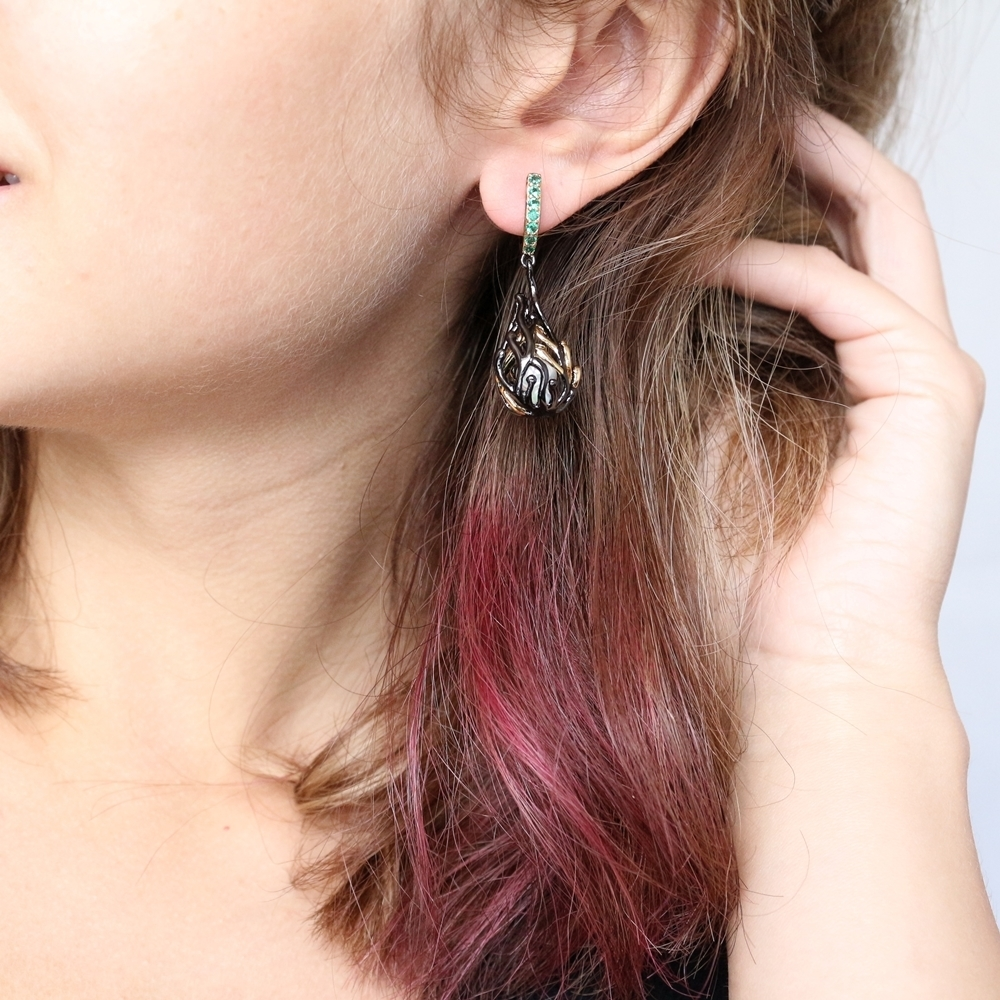 WE3771 pearl earrings women (7)