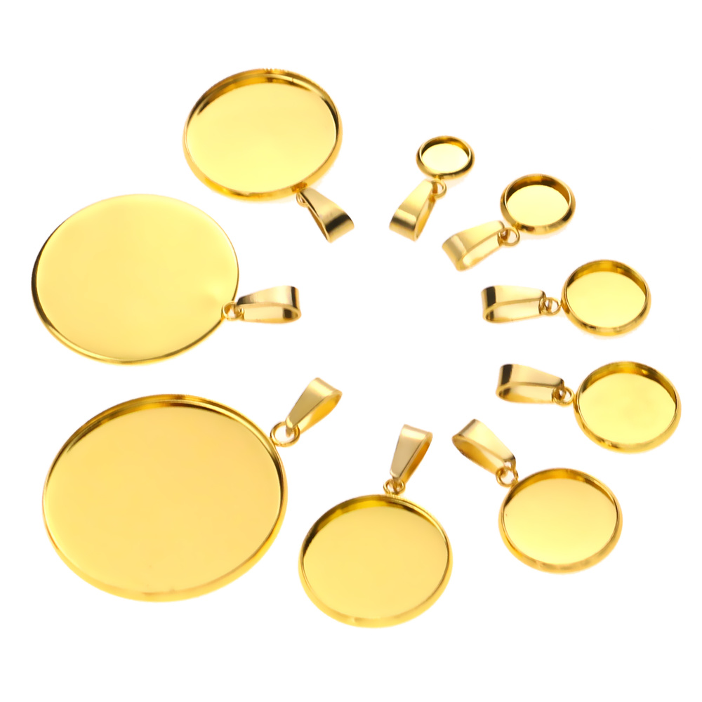 25 X Large Mezcla de oro envejecido corazón encantos Mix 11-25mm