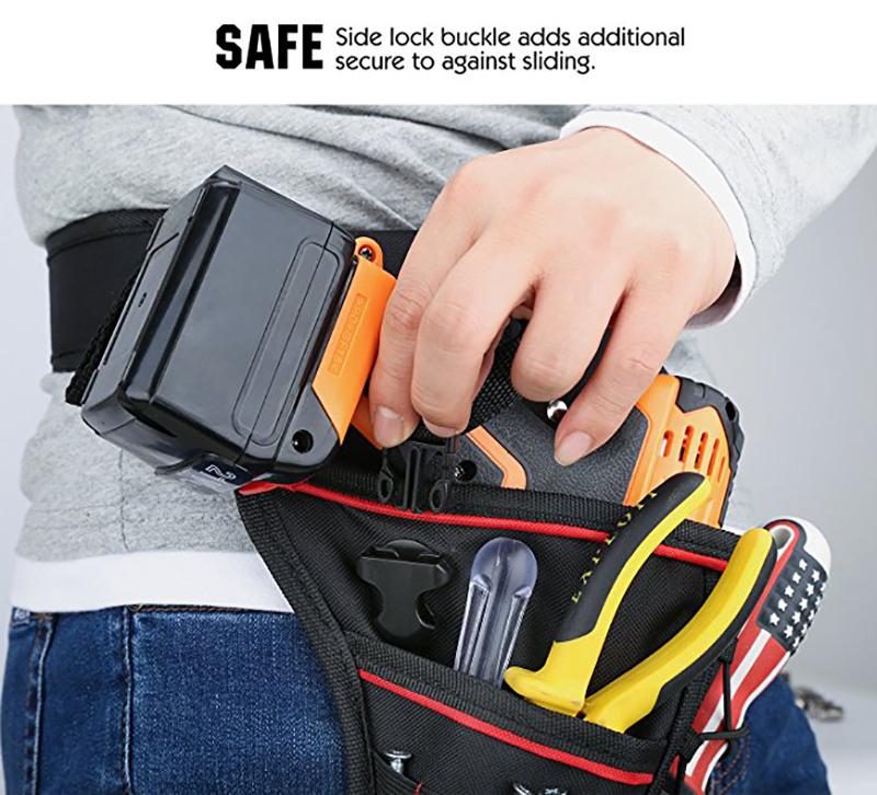 Electric wrench Holster (9)
