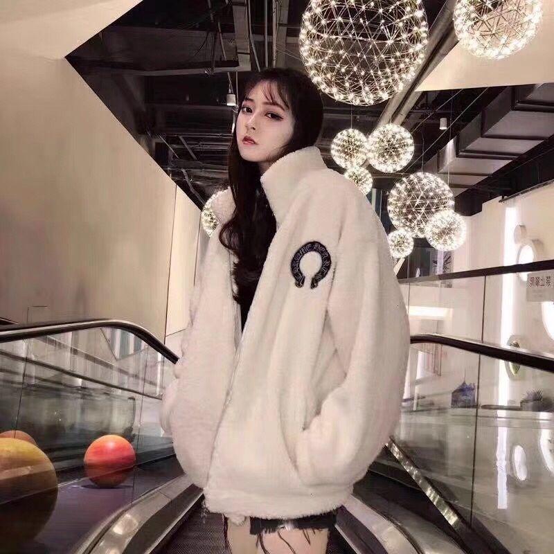 nouvelles femmes de qualité supérieure d'arrivée manteaux de fourrure en peluche vestes à capuchon occasionnels femmes manteaux d'hiver 20191122-5907o # 6746
