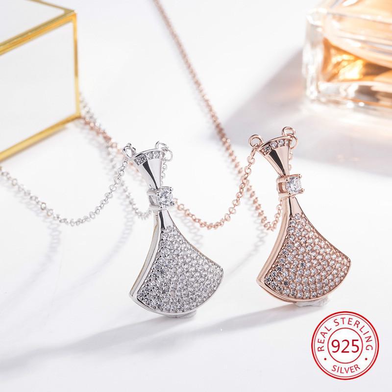 Handbag Earrings with Crystal Stones Children Earrings Sterling Silver 925, E4862