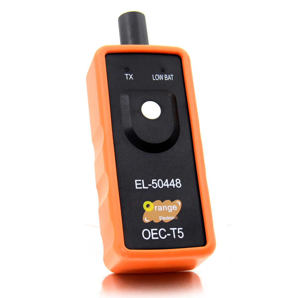G-M / Opel TPMS için EL50448 Oto Lastik Basınç Monitörü Sensörü OEC-T5 EL 50448 Aracı EL50448 Electronic Reset