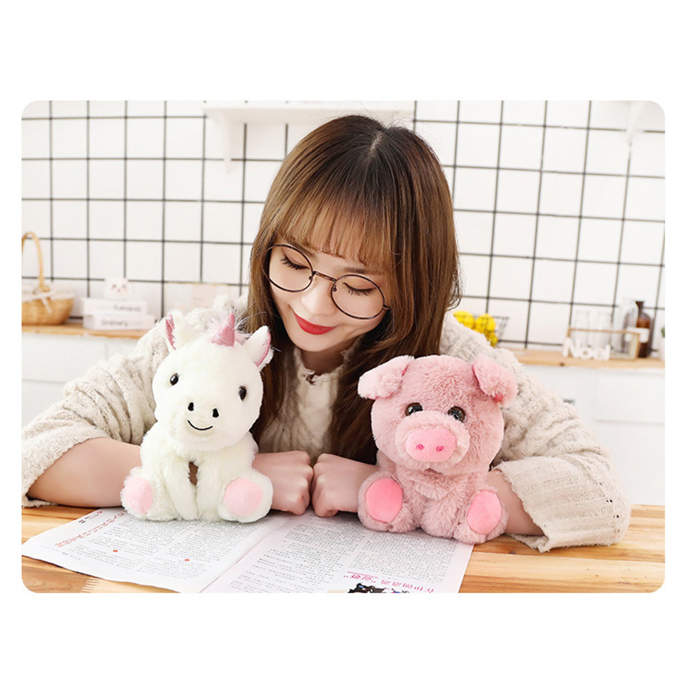 Best Stuffed Animals For Boy, 2020 Cartoon Creative Cute Creative Toy Animal Bracelet Plush Toy Pig Dog Unicorn Monkey Panda Bracelet Stuffed Animal Toys From Jooyoo08 9 26 Dhgate Com