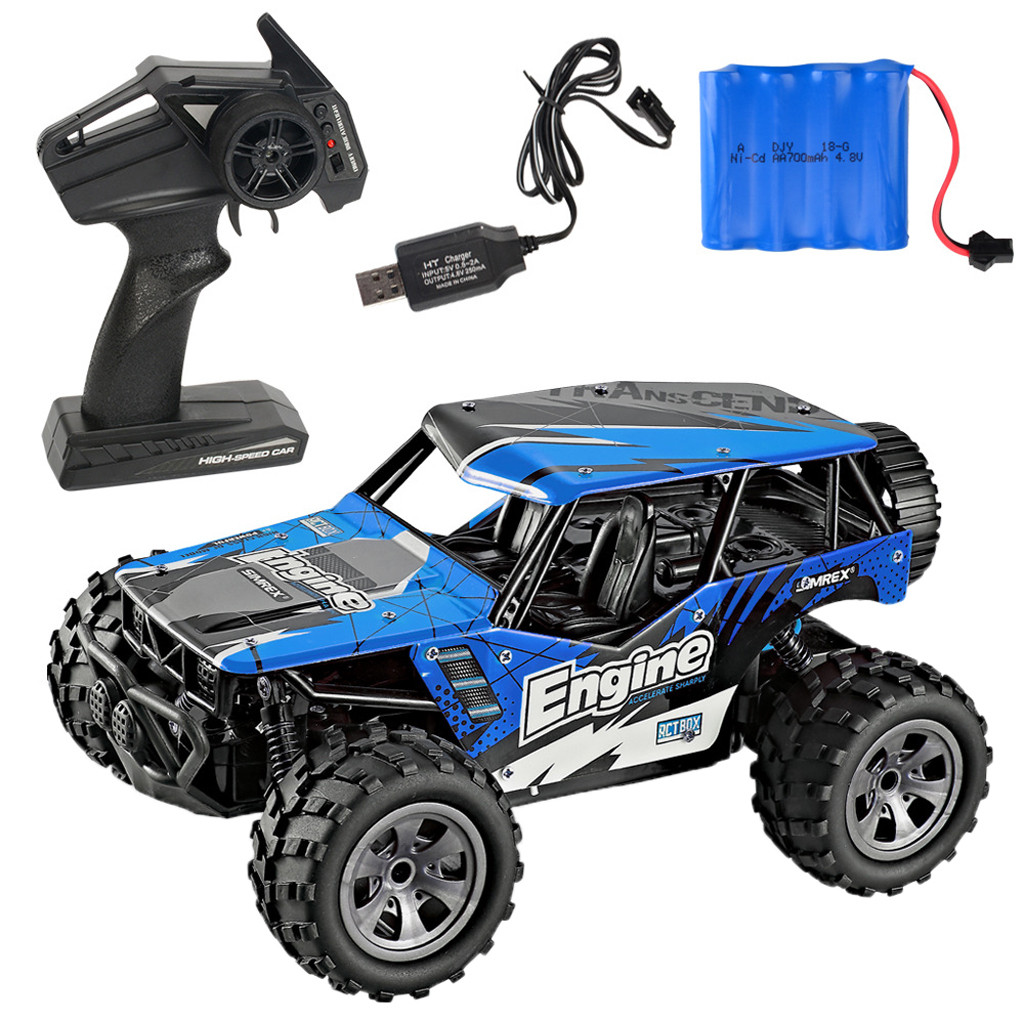 RC Car 1:20 Scale RC Car 4D Off Road Vehicle 2.4G 20km/h Radio Remote Control Car Gifts For Kids toys for boys Dropshipping