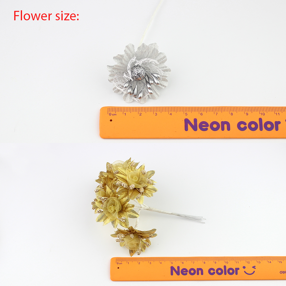 flower size