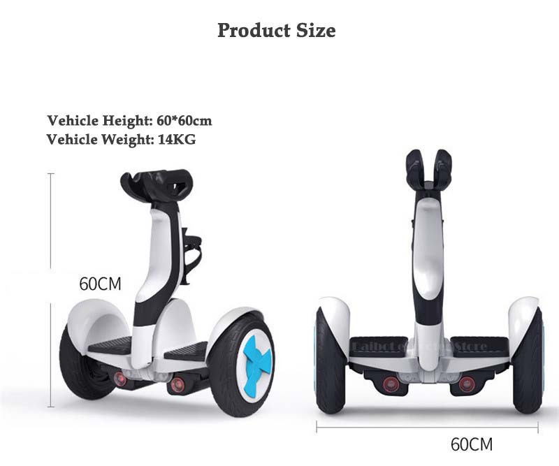 Daibot Electric Scooter Adults Two Wheels Self Balancing Scooters 10 Inch 54V 700W Smart Balance Hoverboard With BluetoothAPP (22)